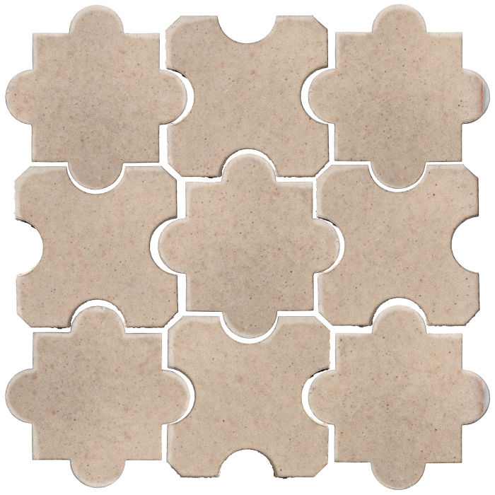 Studio Field Arabesque Pattern 8B Champagne 482c