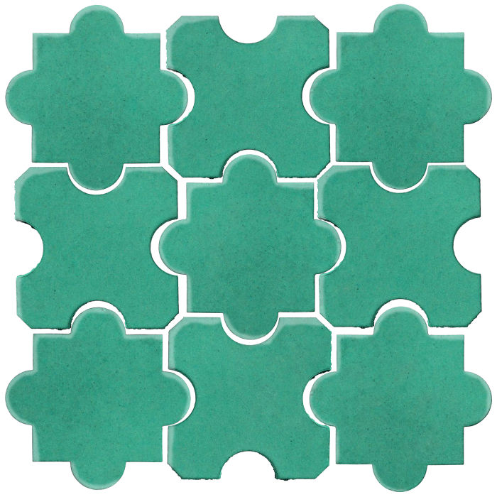 Studio Field Arabesque Pattern 8B Herbs 7724c