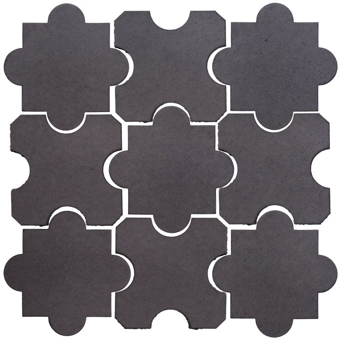 Studio Field Arabesque Pattern 8B May Gray