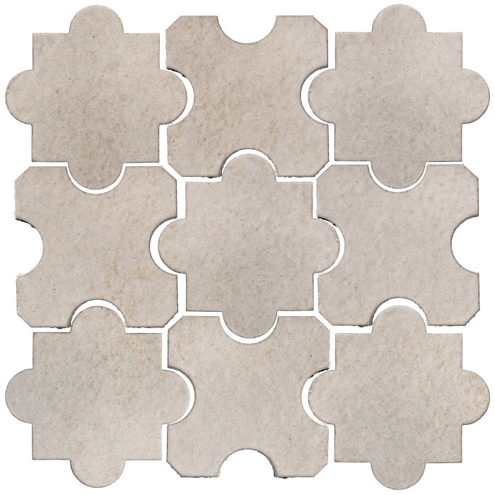 Studio Field Arabesque Pattern 8B Walnut Spice