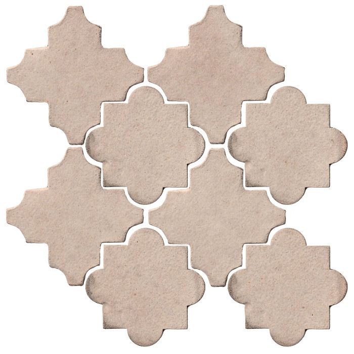 Studio Field Arabesque Pattern 8C Alabaster CG1u