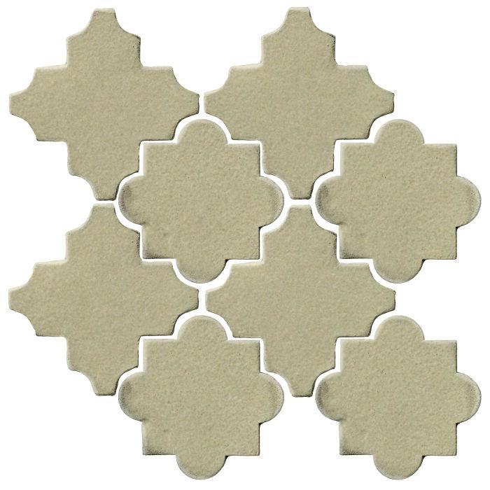 Studio Field Arabesque Pattern 8C Aloe Vera 5645c