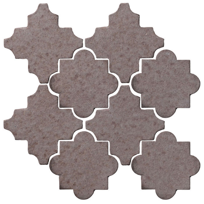 Studio Field Arabesque Pattern 8C Ash