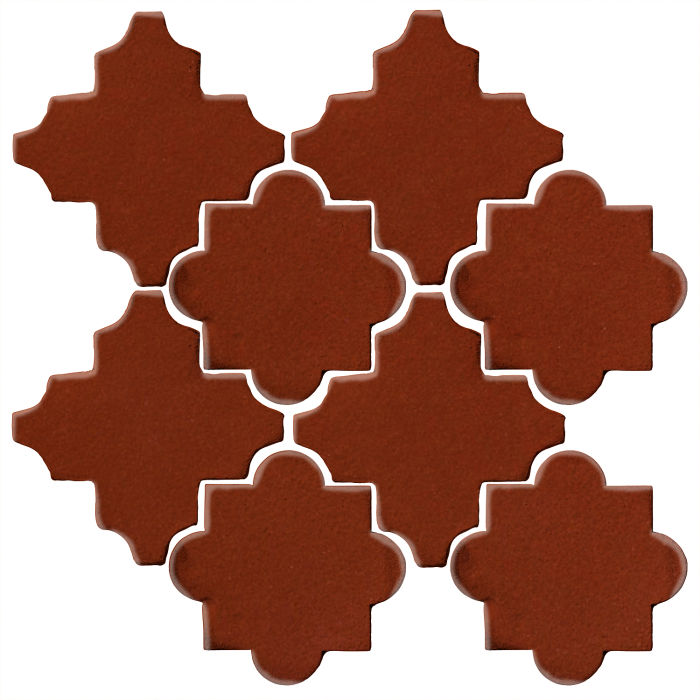 Studio Field Arabesque Pattern 8C Espresso 478c