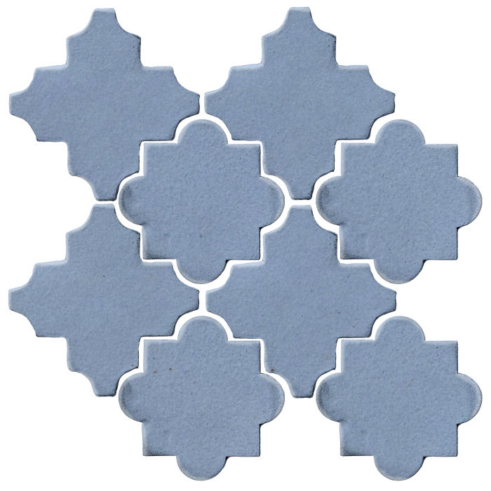 Studio Field Arabesque Pattern 8C Frost