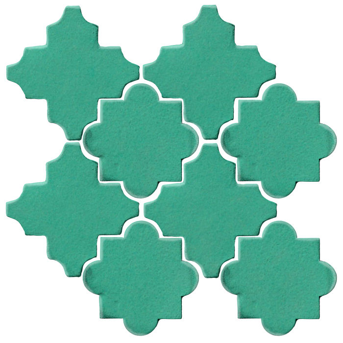 Studio Field Arabesque Pattern 8C Herbs 7724c