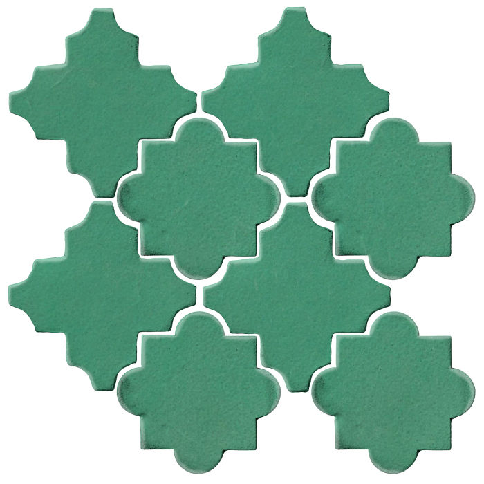 Studio Field Arabesque Pattern 8C Kale 7723c