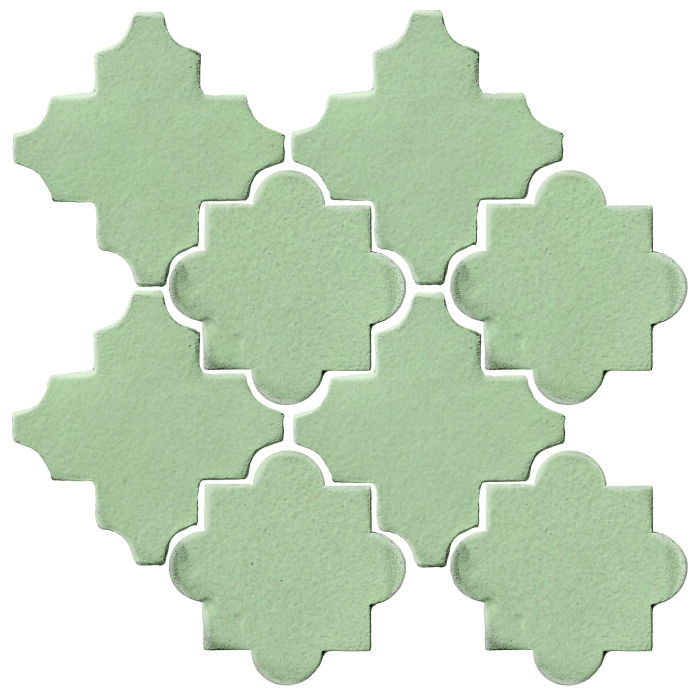 Studio Field Arabesque Pattern 8C Peppermint