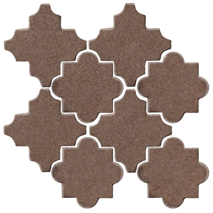 Studio Field Arabesque Pattern 8C Suede 405c