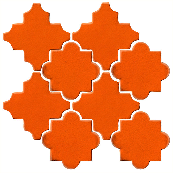 Studio Field Arabesque Pattern 8C Sunset 1585c