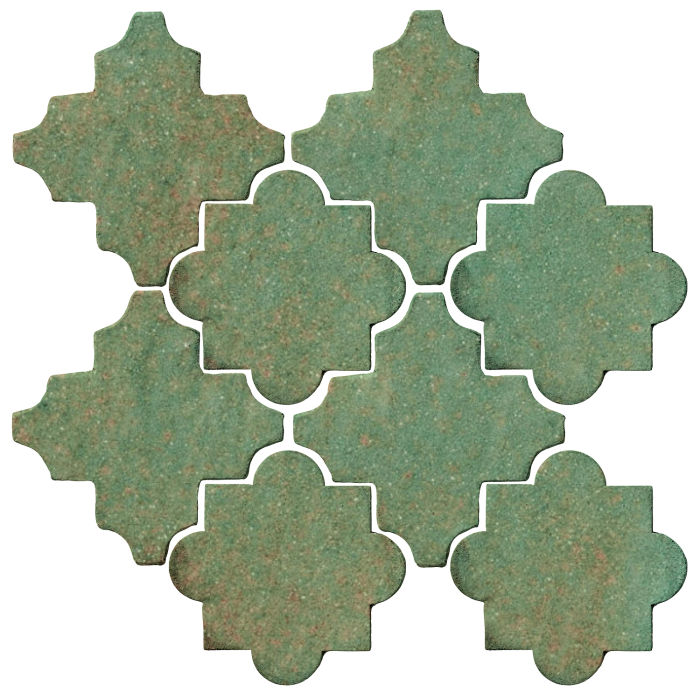 Studio Field Arabesque Pattern 8C Turtle 563u