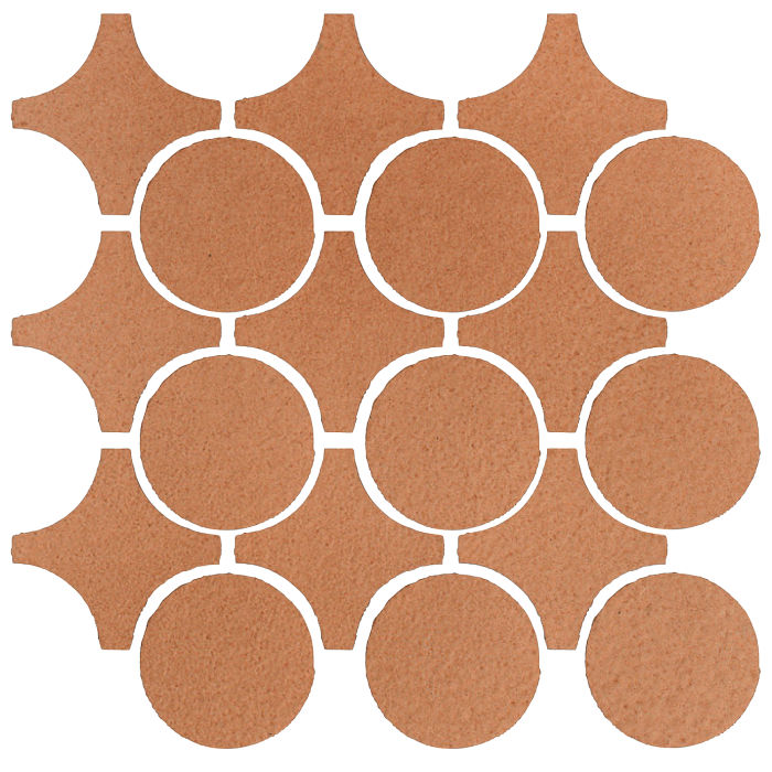 Studio Field Arabesque Pattern 9A Beechnut