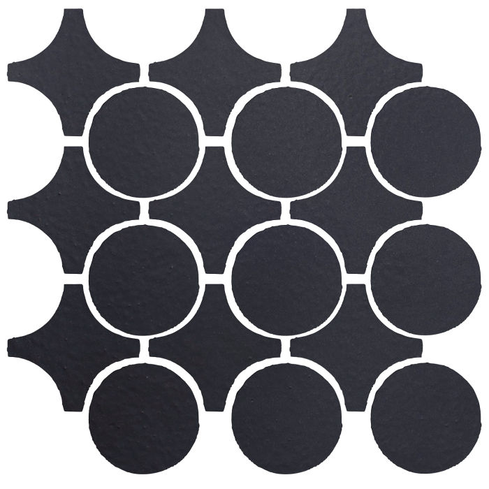 Studio Field Arabesque Pattern 9A Black Diamond