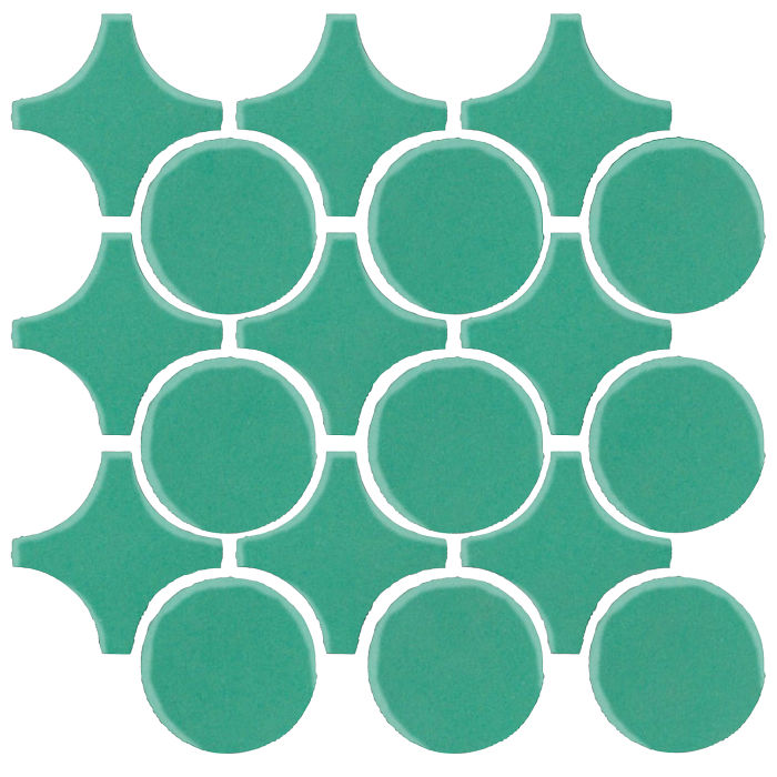 Studio Field Arabesque Pattern 9A Herbs 7724c