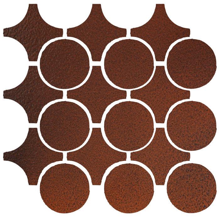 Studio Field Arabesque Pattern 9A Leather