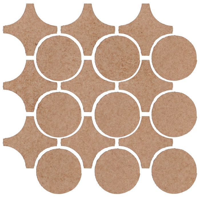 Studio Field Arabesque Pattern 9A Nut Shell 7504u