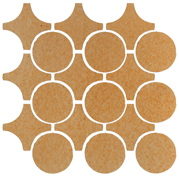 Studio Field Arabesque Pattern 9A Yellowstone