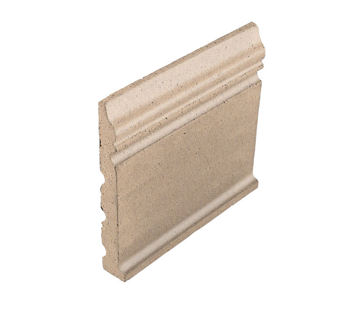 Studio Field Base Moulding with Cove Beach Sand WG1c