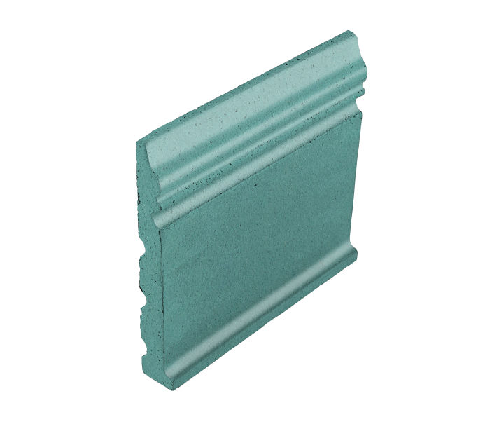 Studio Field Base Moulding with Cove Blue Haze 7458c