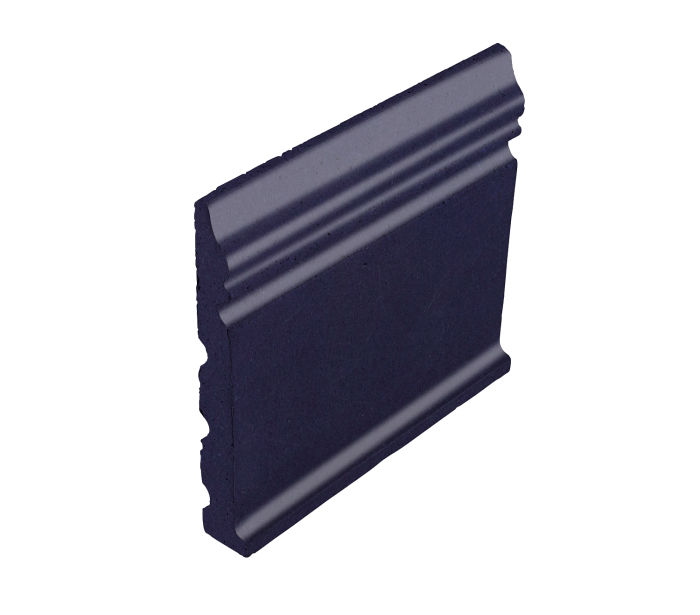 Studio Field Base Moulding with Cove Midnight Blue 2965c