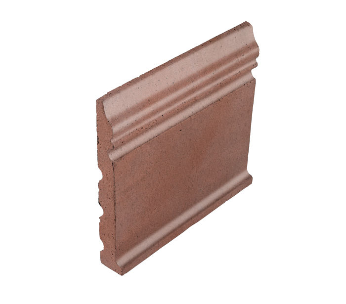 Studio Field Base Moulding with Cove Plum 5115c