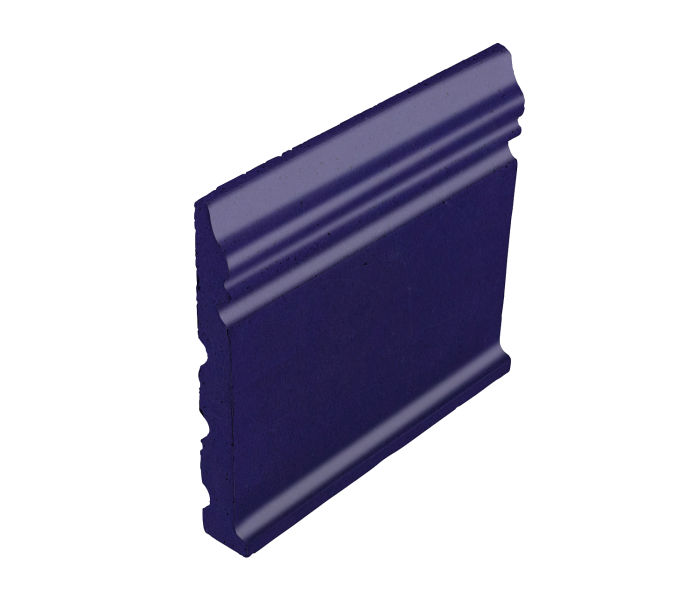 Studio Field Base Moulding with Cove Ultramarine 2758c
