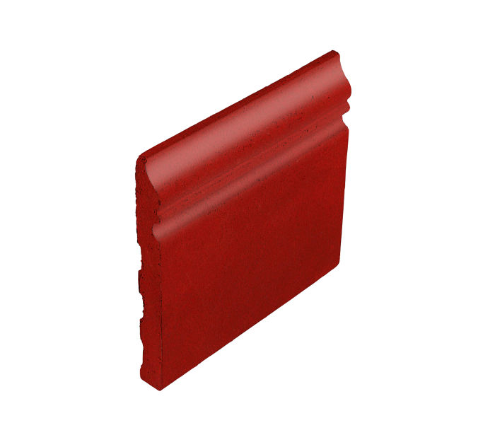 Studio Field Base Moulding Brick Red 7624c