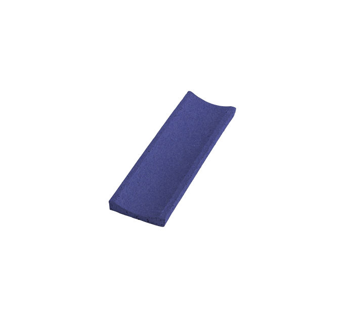 Studio Field Concaved Moulding Blue Satin 7684u