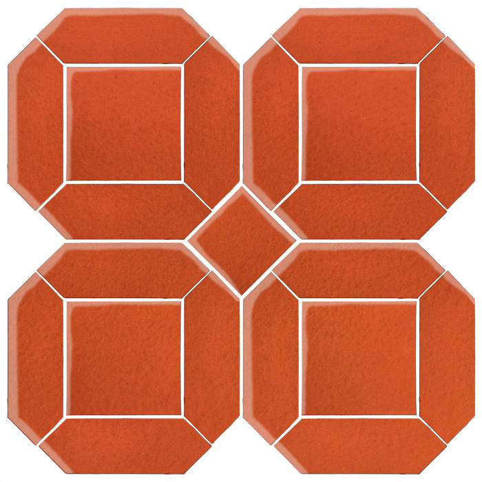 4x12 Studio Field Double Picket Set Hazard Orange