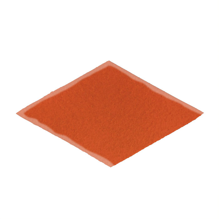 4x8 Studio Field Diamond Hazard Orange