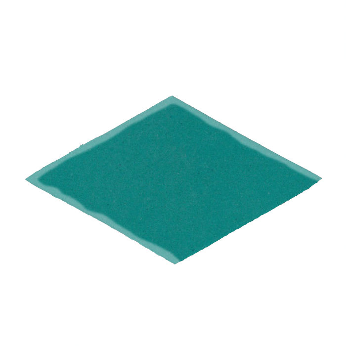 4x8 Studio Field Diamond Real Teal 5483c