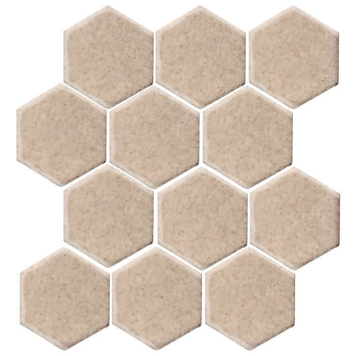 4x4 Studio Field Hexagon Champagne 482c
