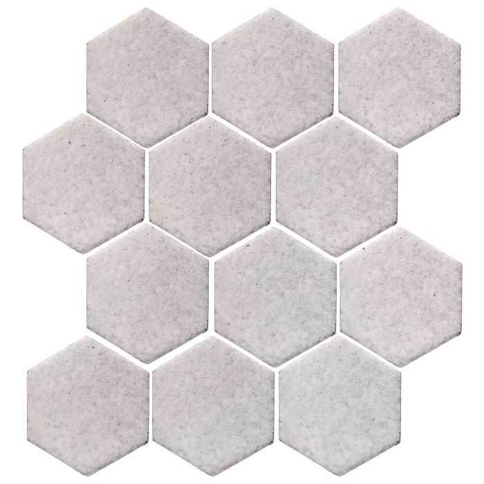 4x4 Studio Field Hexagon Great White