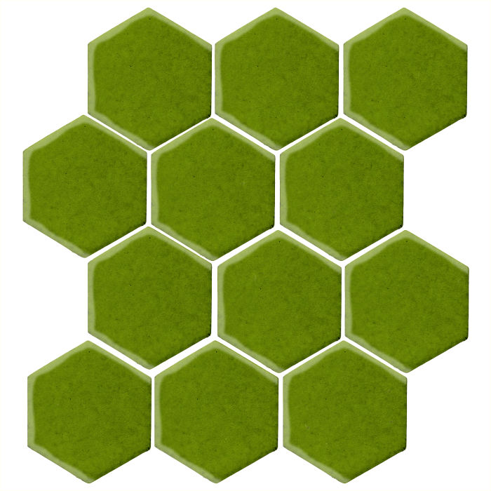 4x4 Studio Field Hexagon Jalapeno 7741c