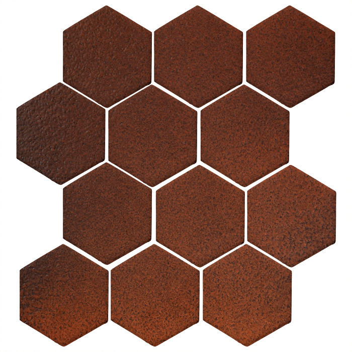 4x4 Studio Field Hexagon Leather