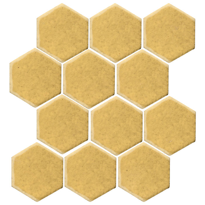 4x4 Studio Field Hexagon Lemon Scent