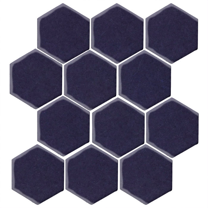 4x4 Studio Field Hexagon Midnight Blue 2965c