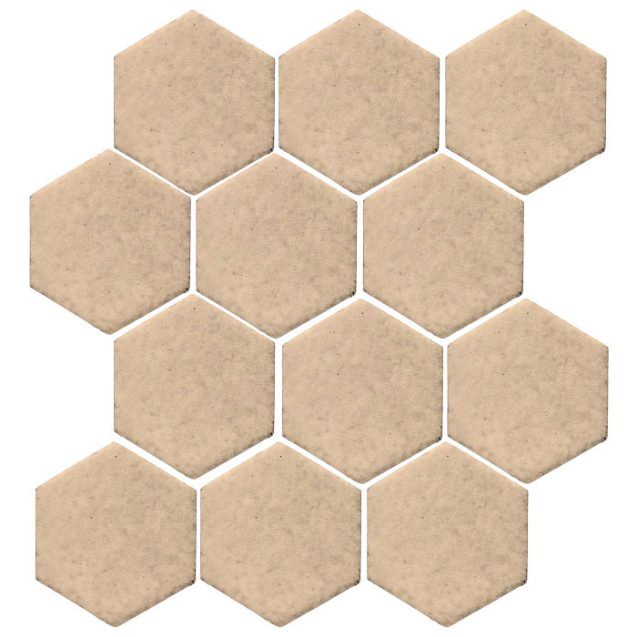 4x4 Studio Field Hexagon Putty 4685c