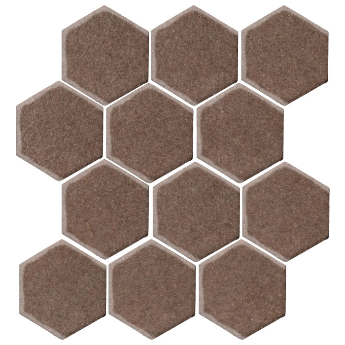 4x4 Studio Field Hexagon Suede 405c