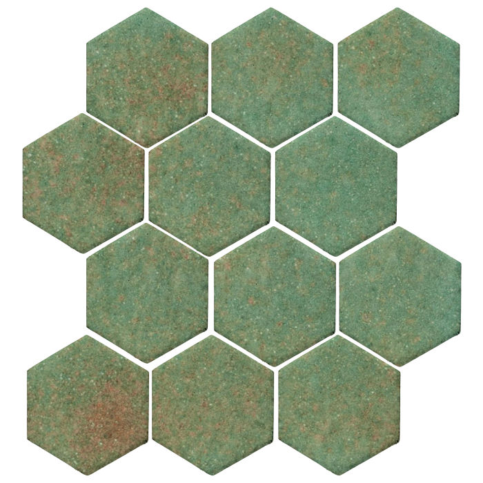 4x4 Studio Field Hexagon Turtle 563u