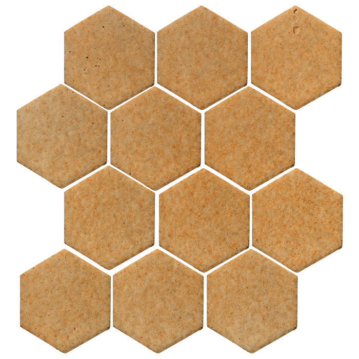 4x4 Studio Field Hexagon Yellowstone