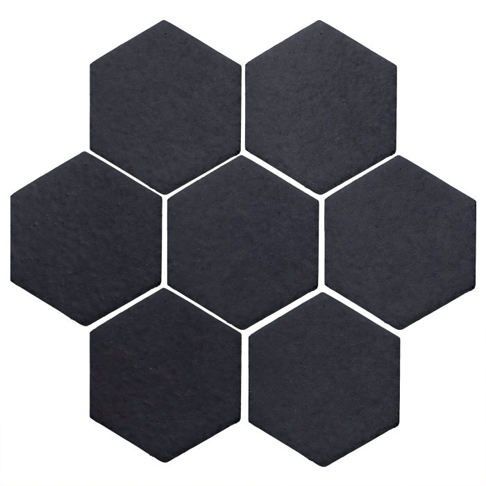 6x6 Studio Field Hexagon Black Diamond
