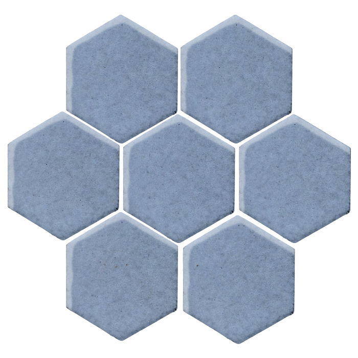 6x6 Studio Field Hexagon Frost