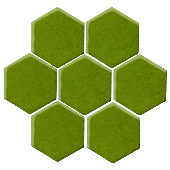 6x6 Studio Field Hexagon Jalapeno 7741c