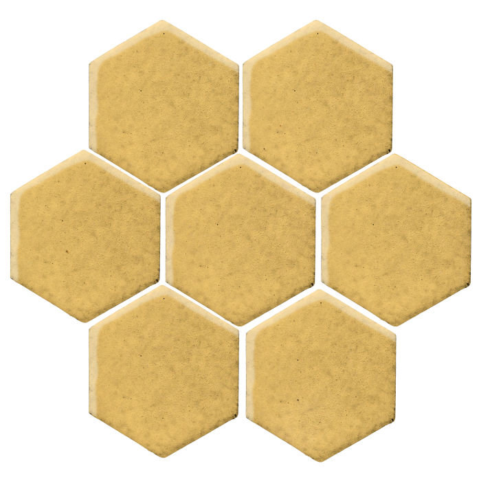 6x6 Studio Field Hexagon Lemon Scent