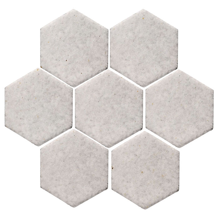 6x6 Studio Field Hexagon Sierra Snow