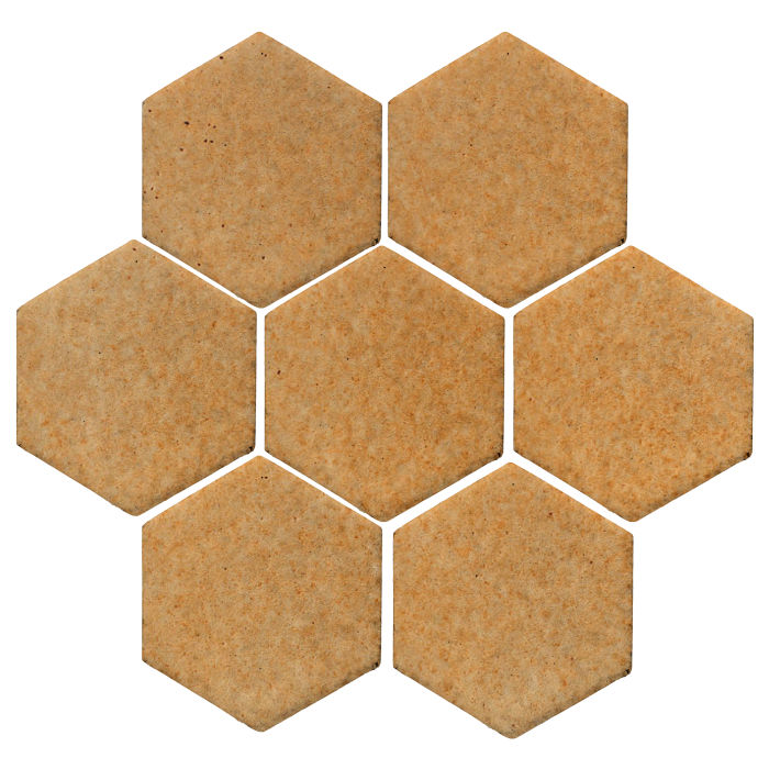 6x6 Studio Field Hexagon Yellowstone