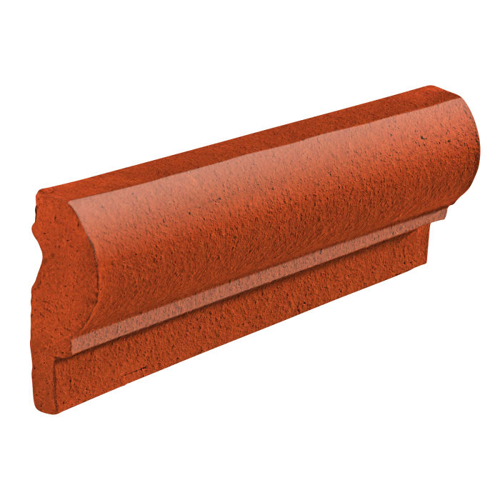 Studio Field Moulding 1 Hazard Orange