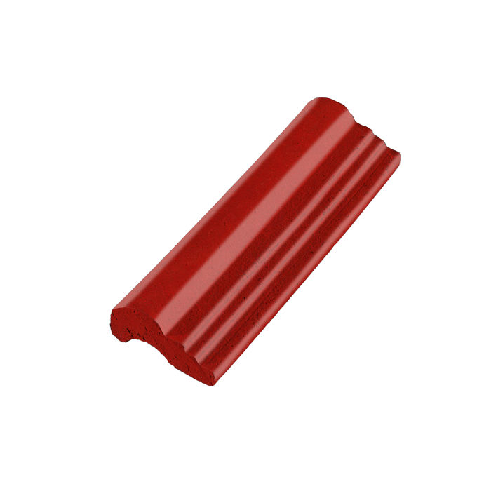 Studio Field Moulding 2 Brick Red 7624c