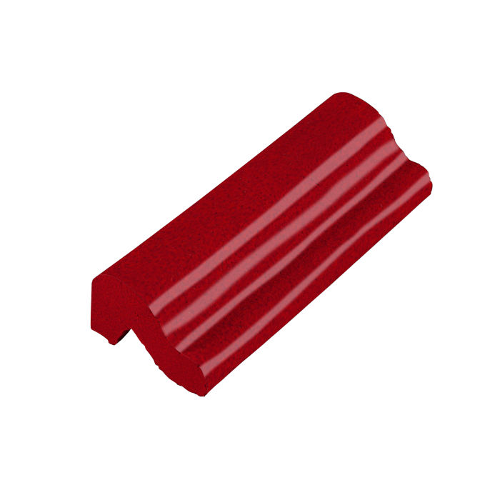 Studio Field Moulding 4 Cadmium Red 202c
